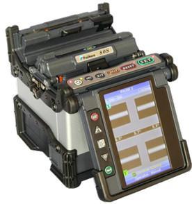 单芯光纤熔接机图片