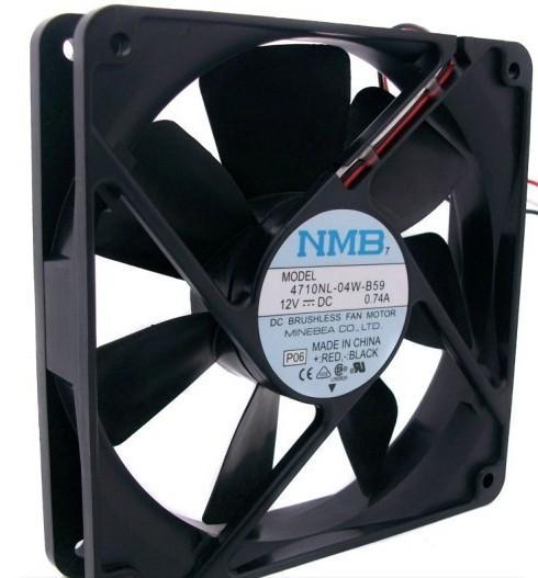 供应NMB风扇4710NL-04W-B59 12V 0.74A