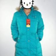 短款棉袄库存批发女款韩版卫衣套装图片