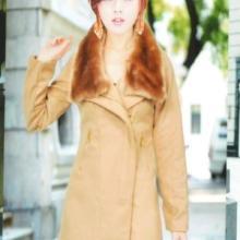 女士短款棉袄外套卫衣女装批发士棉袄女装毛