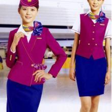 航空铁路制服定做空姐制服设计