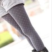 双层保暖加厚竹炭裤图片