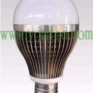 LED球泡灯/鳍片5W球泡图片