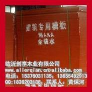 山东临沂清水模板厂家供应覆膜板材图片