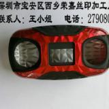 丝印加工供应音箱喷夹模和橡胶油加工