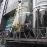 供应玻璃安装打胶