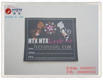 杭州印唛厂家帽子商标制作
