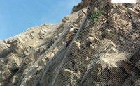 供应宁夏钢丝绳网新疆钢丝绳网安装设计