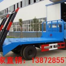 拉小挖机平板车东风劲卡平板车解放平板车销售热线13872855755图片