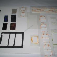供应绝缘材料PP大铝箔刀片割字机打样机节省刀模费批发