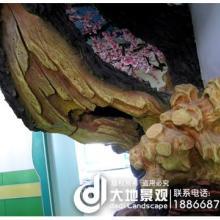 供应假山仿木塑石图片