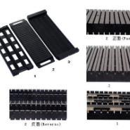 防静电条型支架防静电PCB架图片
