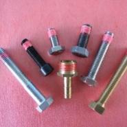 供应高强度螺丝胶,红色,一次性锁紧,相当于乐泰204