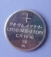 供应CR616纽扣电池