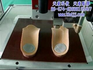 供应鞋垫喷熔胶设备