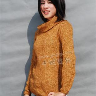 韩版女士秋冬季毛衣批发/低价毛衣图片