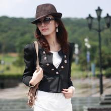 供应上海今年流行女式西装韩版小外套批发