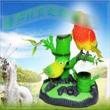 电动玩具电动声控双鸟声控跳舞双鹦鹉968