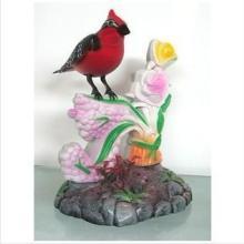 声控玩具 电动仿真玩具鸟 HY011507 声控鸟 卡通玩具鸟