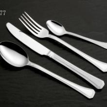 供应不锈钢套装餐具批发