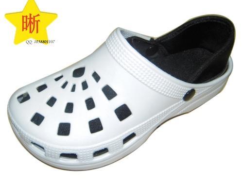 拖鞋/供应EVA花园鞋/洞洞鞋/拖鞋/运动拖鞋图片