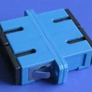 双联光纤适配器图片