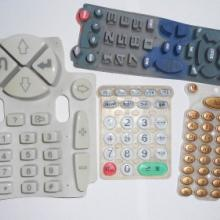 供应电子产品按键硅橡胶模具