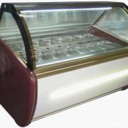 供应冰淇淋展示柜 可订做 采用法国压缩机 环保进口制冷剂