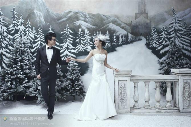 新新娘婚纱摄影介绍_新新娘婚纱摄影图片