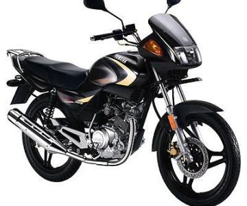 Мотоцикл Ямаха YBR125 `16 - albatros-yamaha.ru