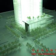 建筑设计院投标模型图片
