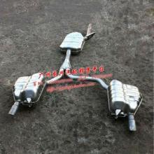 供应奥迪原厂件Q5中后段排气管尾鼓Q5三元催化Q5消声器批发