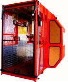 海南施工升降机图片