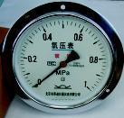 氧压表,禁油压力表。批发