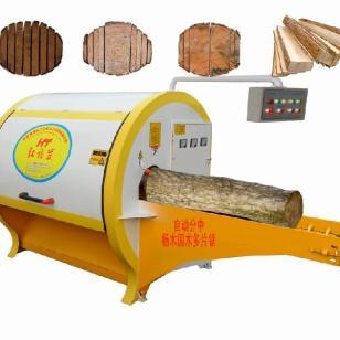 抛光自动圆木切片机,松木切片机,杉木切片机进口供应研磨材料图片