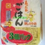 日本进口即食白米饭批发图片