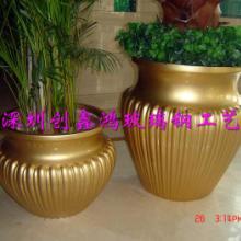 供应玻璃钢花盆容器,园林花盆,园艺工具