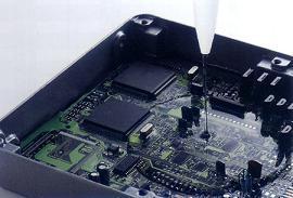 奥斯邦模块电源灌封胶图片