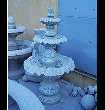 供应庭院石材家具灯笼现货供应