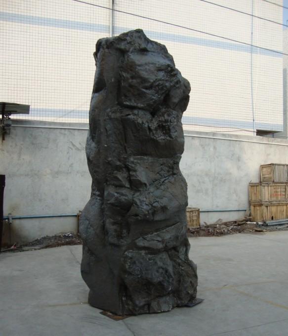供应玻璃钢制品加工假山假石加工
