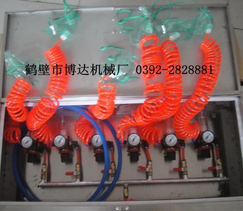 专业生产提供ZYJ-A型矿井压风自救装置