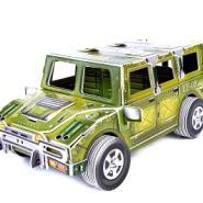 3D立体拼图玩具模型图片