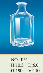 橡木塞压口110ml酒瓶图片