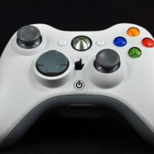 供应XBOX360无线震动手柄电脑游戏手柄批发