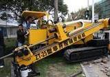 文县甘肃非开挖施工,专业过路顶管施工队