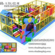 江北区室内儿童游乐园安装图片