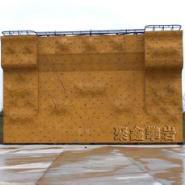 _四川攀岩墙优质品牌供应商 _成都公园趣味攀爬钻网热线_ 承接重庆巫山攀岩墙施工