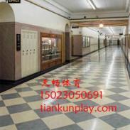 开县PVC地板价格图片