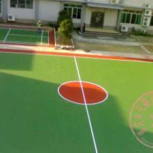 供应大渡口区EPDM网球场涪陵区硅PU篮球场重庆浮动地板篮球场 批发