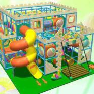 重庆万盛室内儿童游乐园安装厂家图片